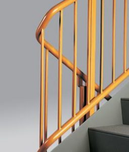 yellowrailing