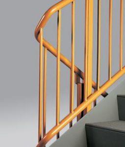yellowrailing